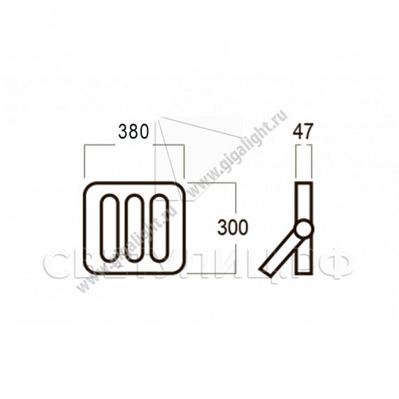 Прожектор светодиодный 180 Вт - 5855 в Актобе 2
