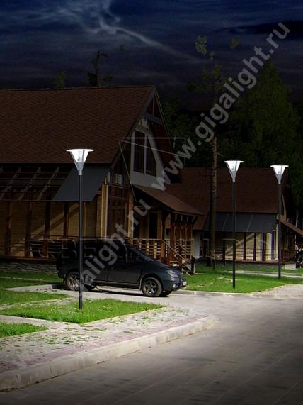 Садово-парковые светильники 3055 8