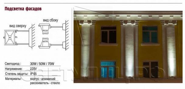 Ландшафтные светильники 4289, 3289 в Актобе 4