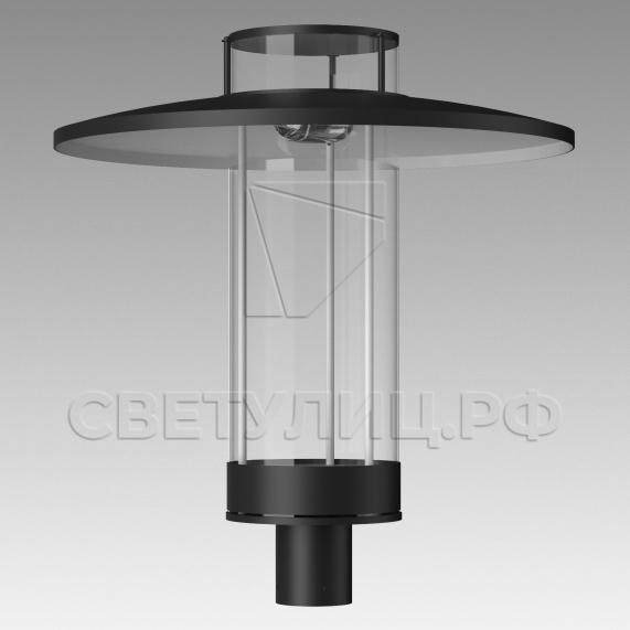 Нейтральный уличный светодиодный фонарь H1.2 в Актобе 2