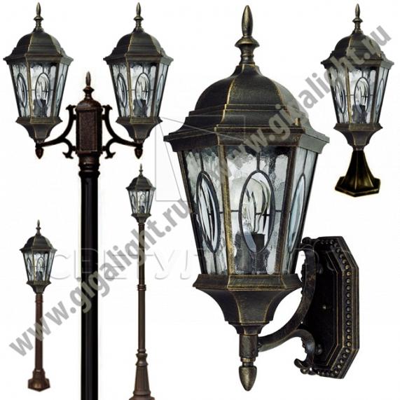 Садово-парковые светильники 1303, 1304 0