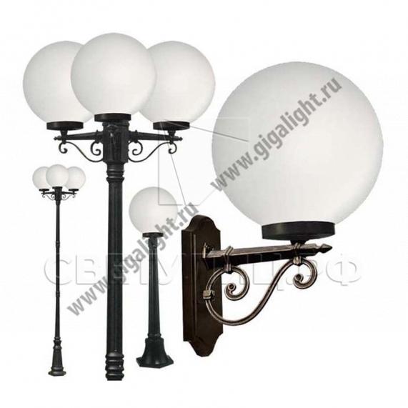 Садово-парковые светильники 1003, 1015, 2041, 2053 0