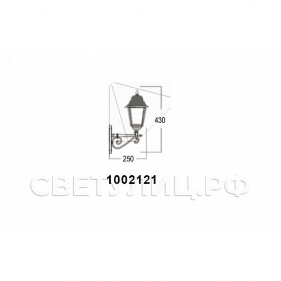 Садово-парковые светильники 1002, 1009, 2039, 2189 10