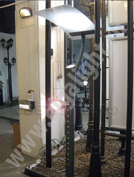 Садово-парковые светильники 3096 в Актобе 3