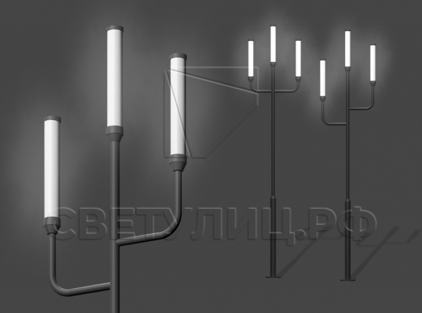 Candlestick в Актобе 1
