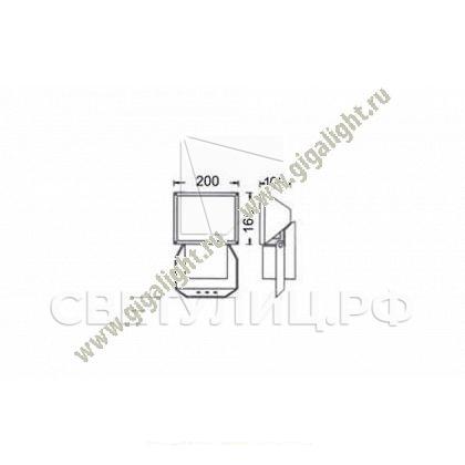 Прожектор  МГЛ 70 Вт - 5199 в Актобе 1