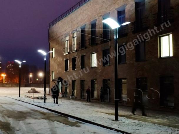 Уличные фонари 3145 в Актобе 4