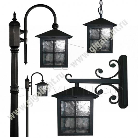 Садово-парковые светильники 1262 0