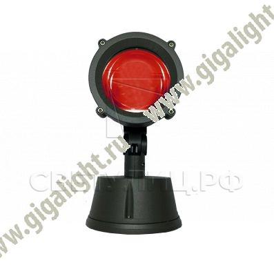 Газонные светильники Терра Гранде красный 0