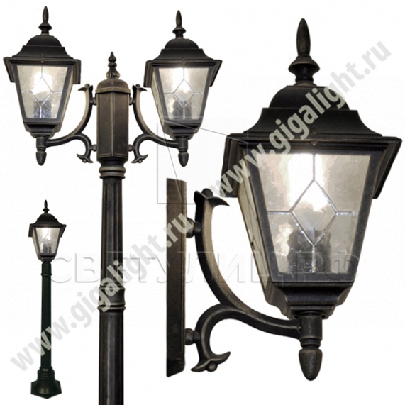 Садово-парковые светильники 1025 0