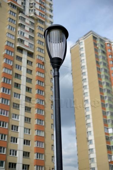 Парковый светильник Ригель в Актобе 0