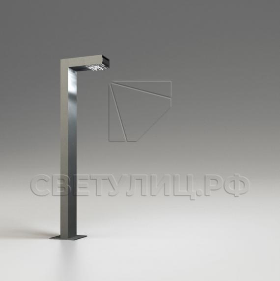Фонарь уличный светодиодный металлический Тверь 0