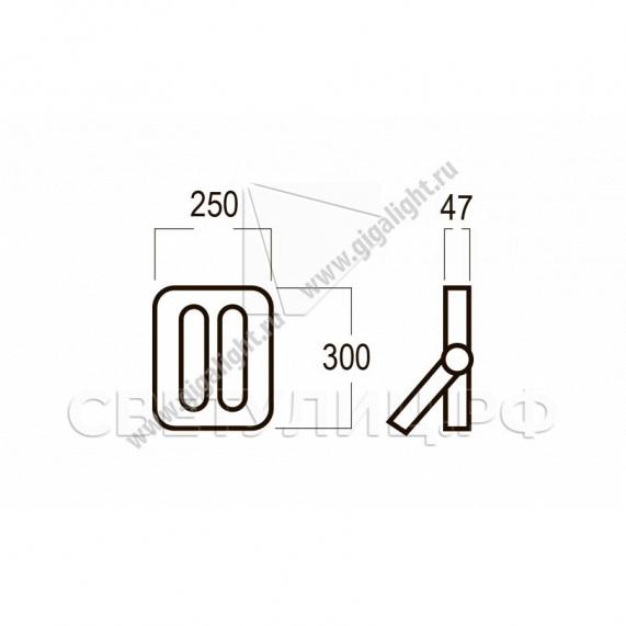 Прожектор светодиодный 120 Вт - 5854 2