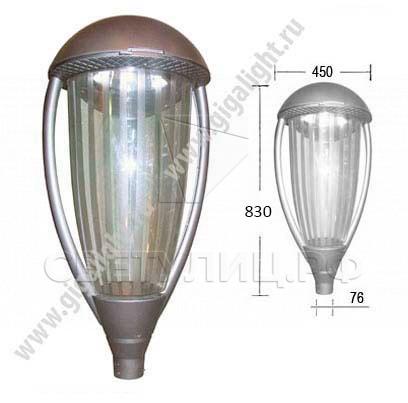 Садово-парковые светильники 3272 в Актобе 1