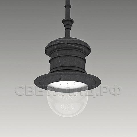 Светодиодный уличный светильник Нара исторический светильник И2 в Актобе 0