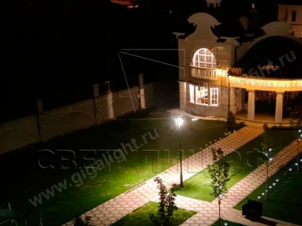 Садово-парковые светильники 3439 7