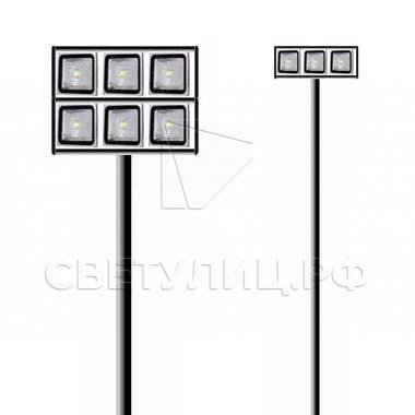 Садово-парковые светильники Конс 7 модуль 0