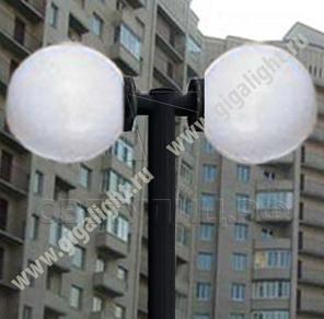 Садово-парковые светильники Стрит 67 (d=300) 0