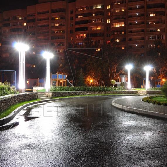 Система освещения уличная Сити Квадро в Актобе 1