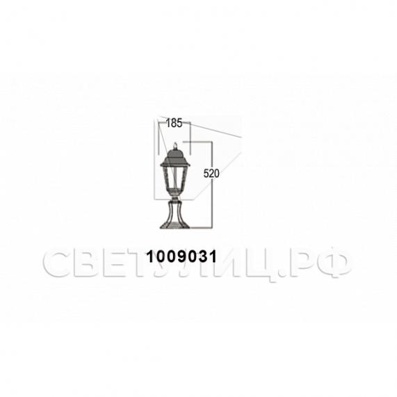 Садово-парковые светильники 1002, 1009, 2039, 2189 18