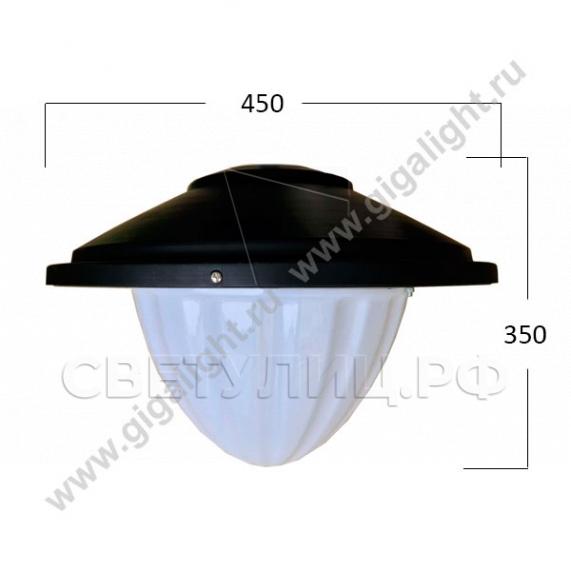Садово-парковые светильники 3587 0