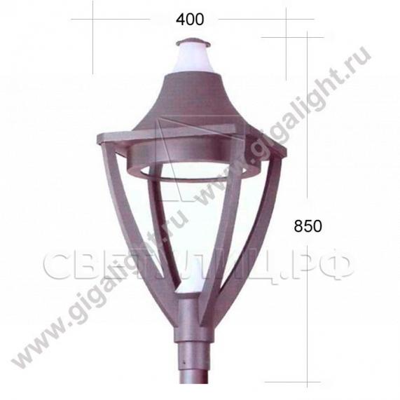 Садово-парковые светильники 3265 1