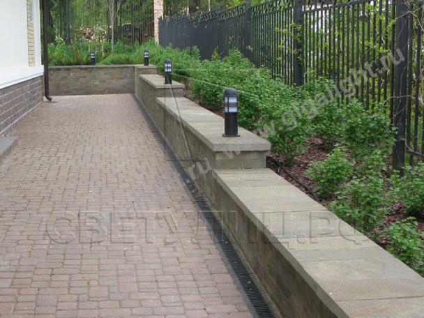 Садово-парковые светильники 4034, 4065, 4066, 4035, 4067, 4068, 4070, 5069 7