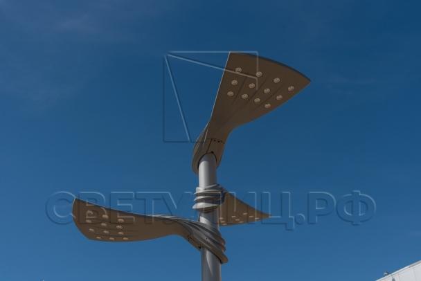 Парковый светильник Алия в Актобе 0