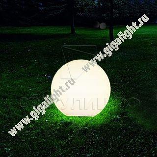 Газонные светильники Грасс Глобус 400 0