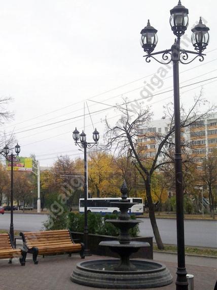 Садово-парковые светильники 2051 6