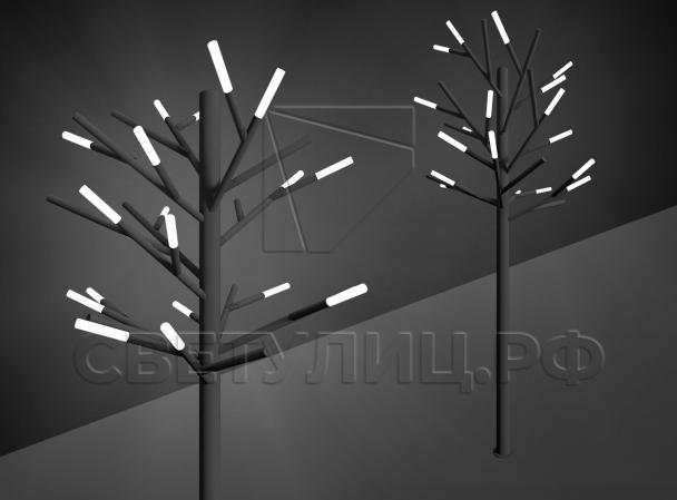 Дерево света LUCIA в Актобе 0