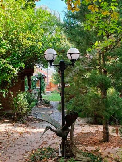 Садово-парковые светильники 1004, 1018, 2044 1