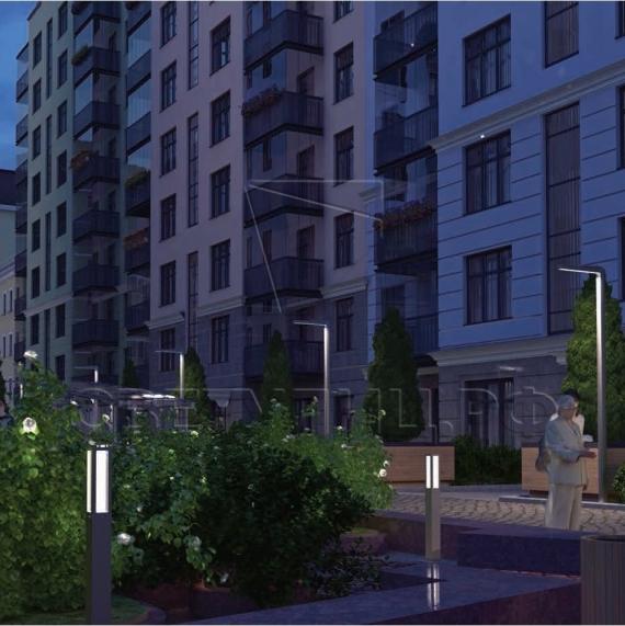 Светодиодный уличный фонарь Торжок 2