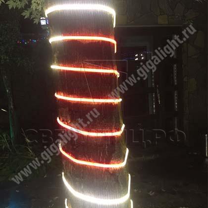 Садово-парковые светильники гибкая светодиодная лента 0