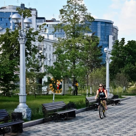 Опора наружного освещения литая чугунная Сталинград в Актобе 1