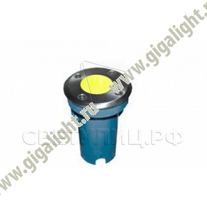 Газонные светильники 5722 жёлтый 0