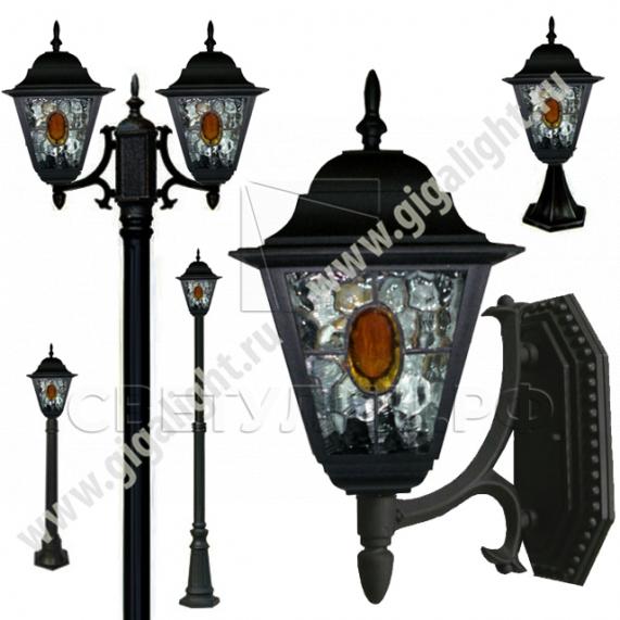 Садово-парковые светильники 1169 0