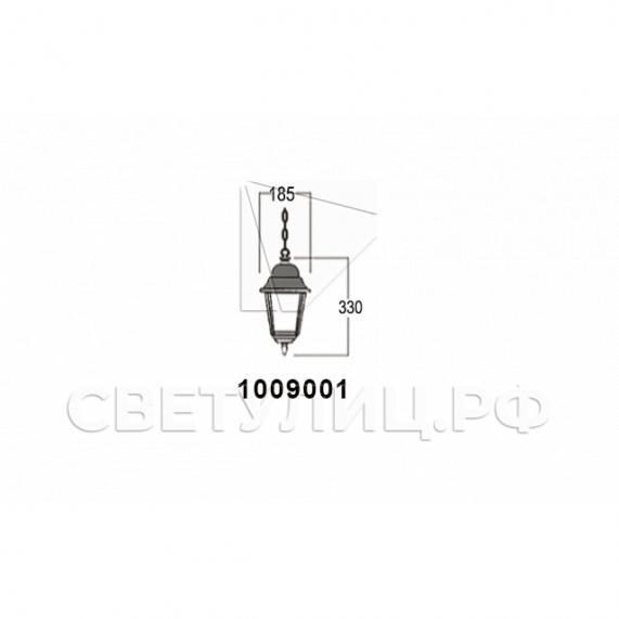 Садово-парковые светильники 1002, 1009, 2039, 2189 15