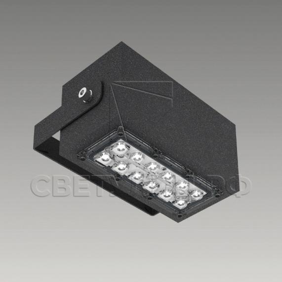 Светодиодный уличный фасадный светильник Брик 0