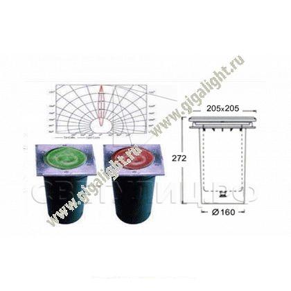 Газонные светильники 5727 1