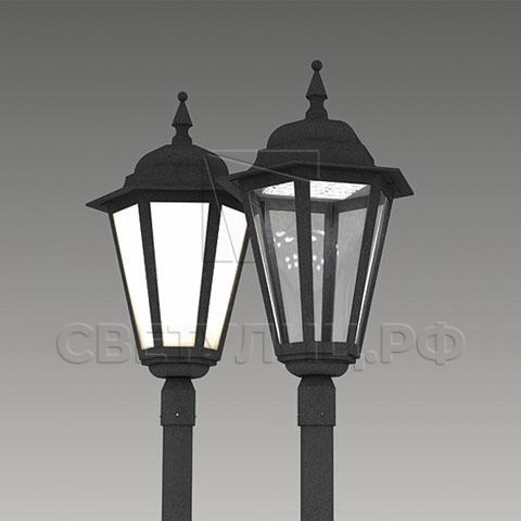Светильник уличный классический светодиодный Петергоф 0