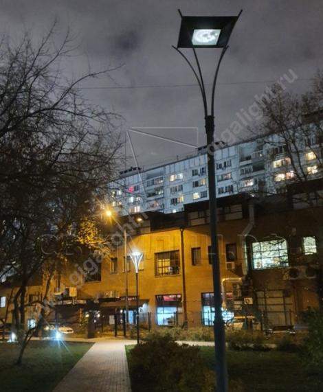 Садово-парковые светильники 3433, 3828, 4829 7