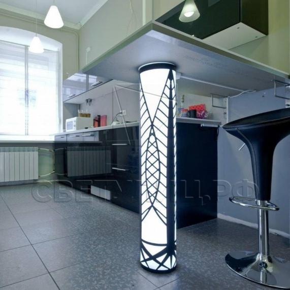 Уличный декоративный светодиодный фонарь Вологда 3
