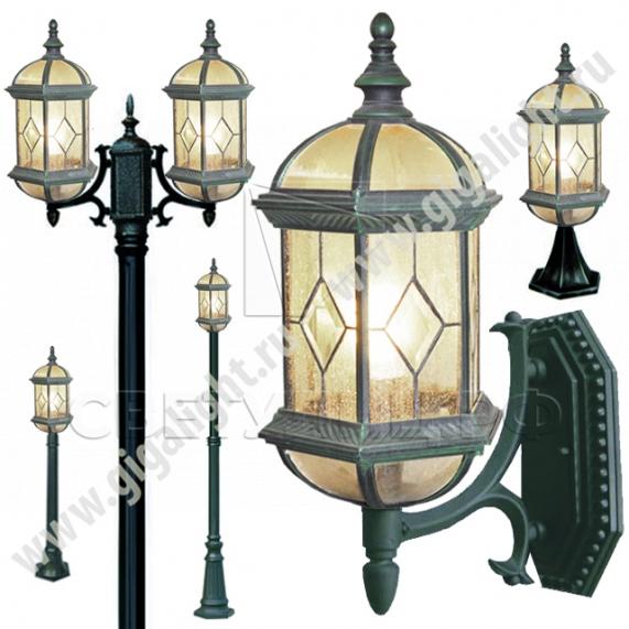 Садово-парковые светильники 1024 в Актобе 0