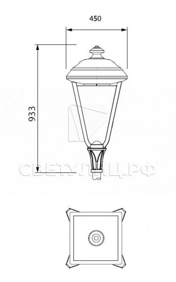 Система освещения Люцерна 2