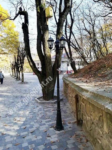 Садово-парковые светильники 1303, 1304 4