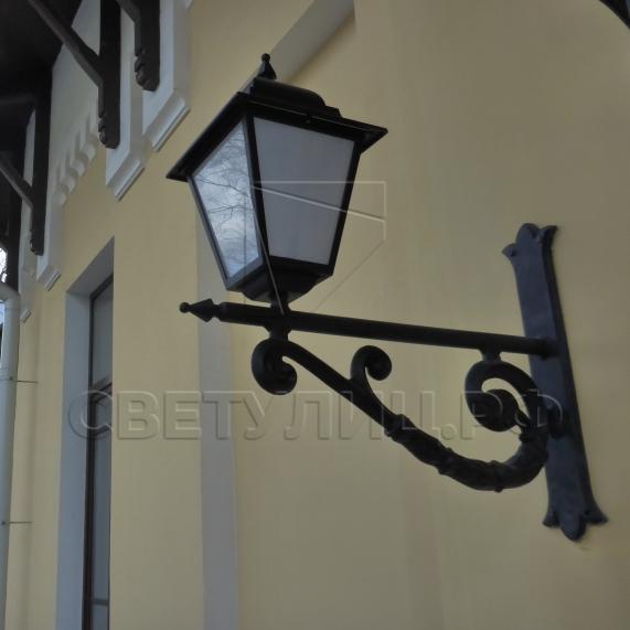 Уличный светильник Павловск в Актобе 2