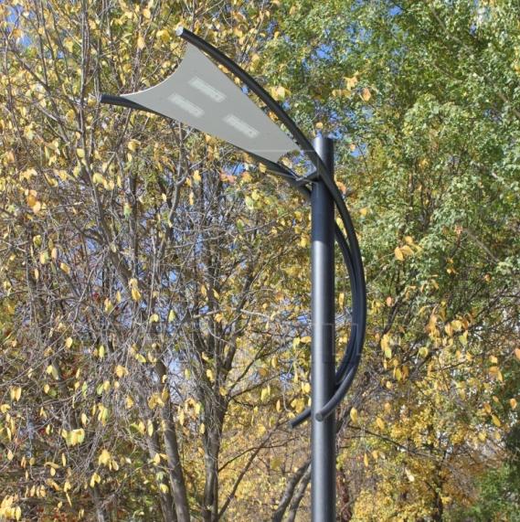 Уличная светодиодная система освещения ПАРУС в Актобе 4