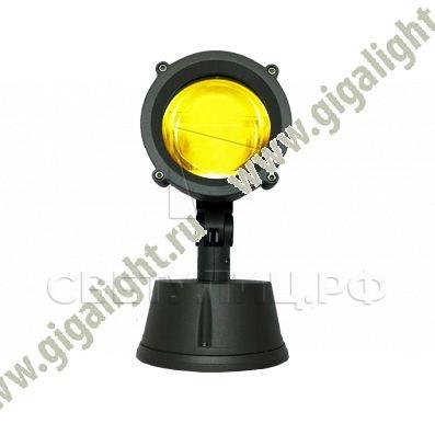Газонные светильники Терра Гранде жёлтый в Актобе 0