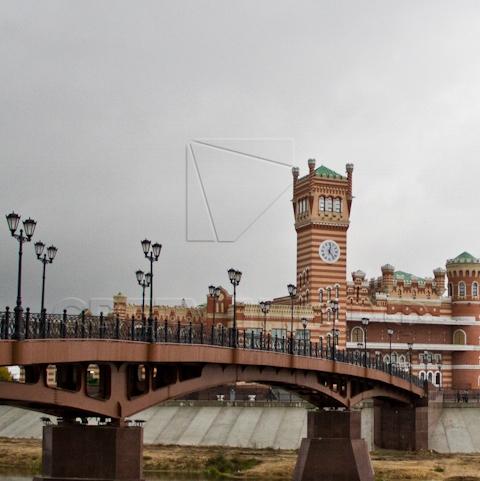 Светильник уличный классический светодиодный Петродворец 1